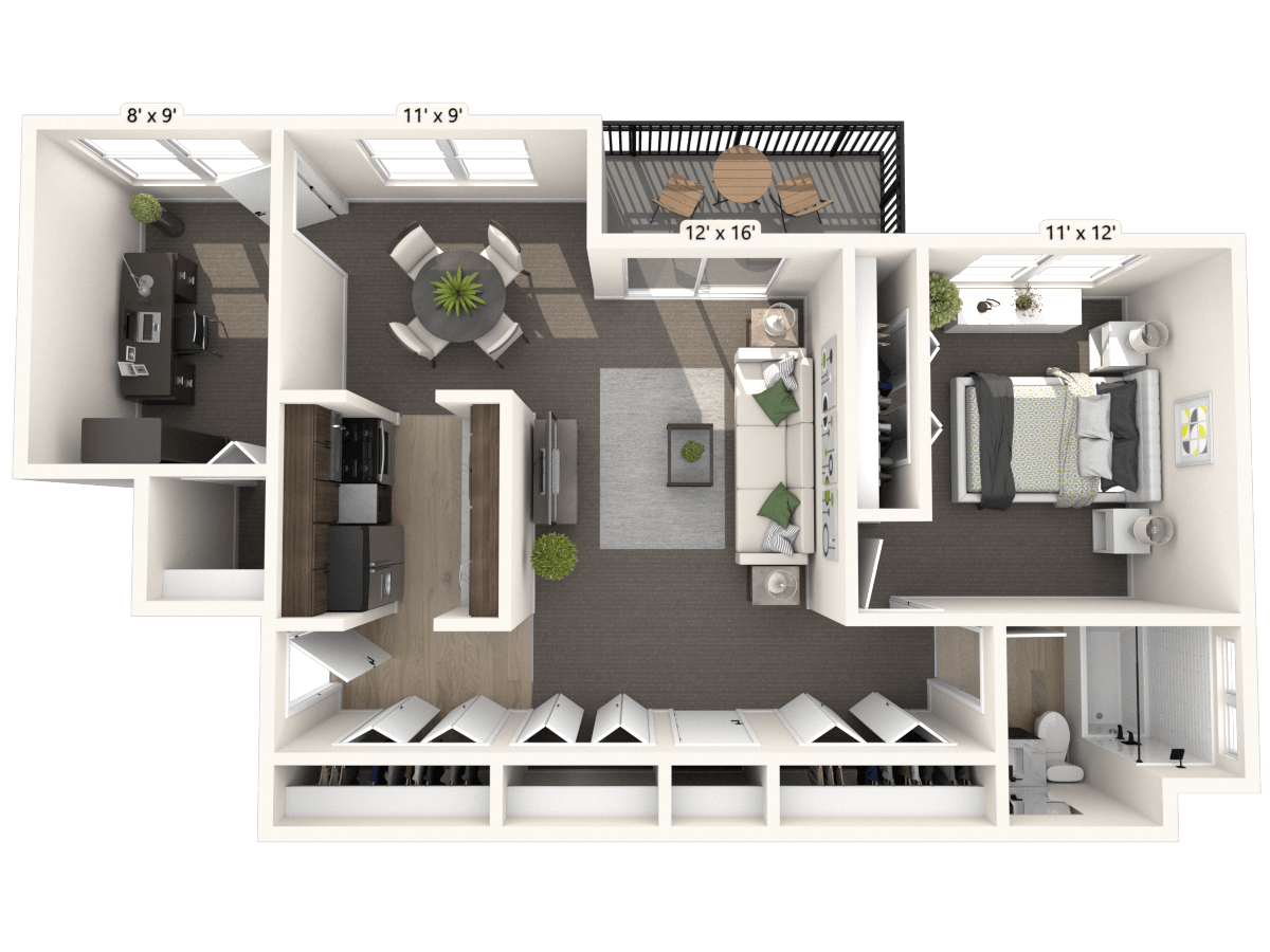 What is the Importance of 3D Floor Plans?