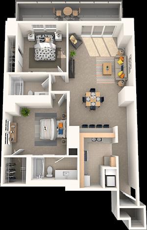 Online 3D Floor Plan